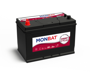 MONBAT MP24DC 12V 80A