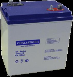Challenger EV6-225 6V 206A