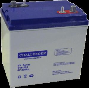 Challenger EV8-170 8V 156A
