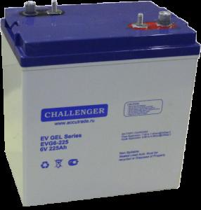 Challenger EVG6-225 6V 215A
