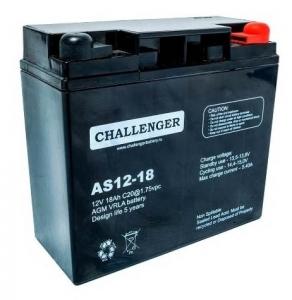 Challenger AS12-18E1